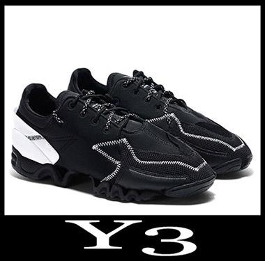 New Arrivals Y3 Shoes 2018 2019 Men's Fall Winter 25