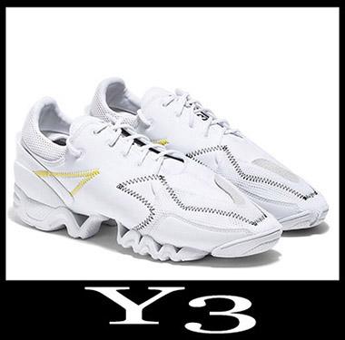 New Arrivals Y3 Shoes 2018 2019 Men's Fall Winter 3