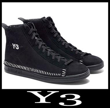 New Arrivals Y3 Shoes 2018 2019 Men's Fall Winter 31