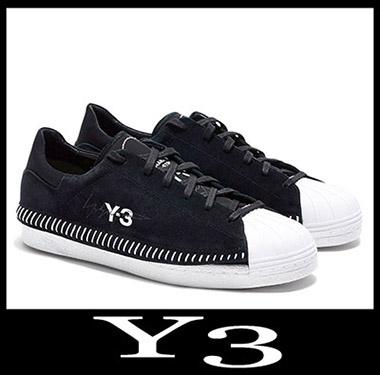 New Arrivals Y3 Shoes 2018 2019 Men's Fall Winter 33