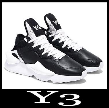 New Arrivals Y3 Shoes 2018 2019 Men's Fall Winter 34