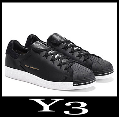 New Arrivals Y3 Shoes 2018 2019 Men's Fall Winter 5