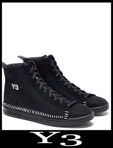 New Arrivals Y3 Sneakers 2018 2019 Women's Winter 10