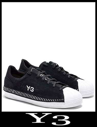 New Arrivals Y3 Sneakers 2018 2019 Women's Winter 12