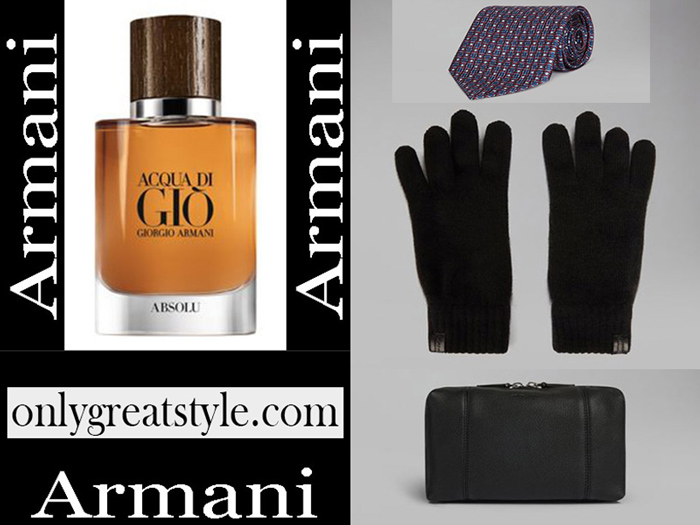 New Arrivals Armani Gift Ideas 2018 2019 Men's
