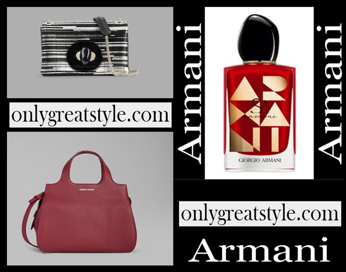 f197c6732b New arrivals Armani gift ideas women's accessories