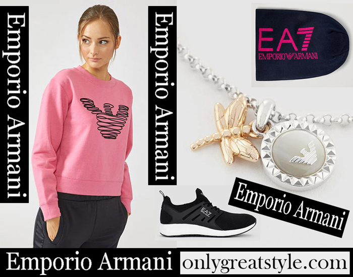 New Arrivals Emporio Armani Gift Ideas 2018 2019 Women's