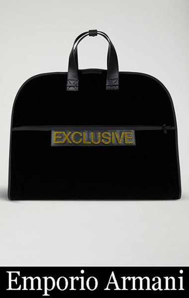 New Arrivals Emporio Armani Gift Ideas Men's Accessories 3