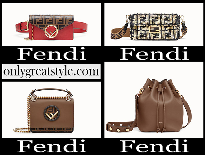 New Arrivals Fendi Fall Winter 2018 2019 Women's