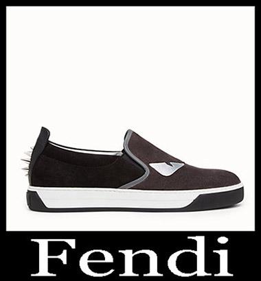 New Arrivals Fendi Sneakers 2018 2019 Men's Winter 1