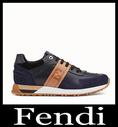 New Arrivals Fendi Sneakers 2018 2019 Men's Winter 10