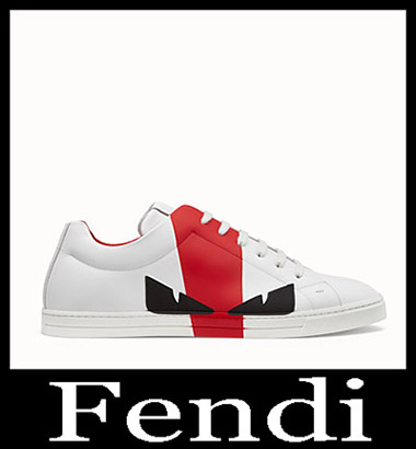 New Arrivals Fendi Sneakers 2018 2019 Men's Winter 12
