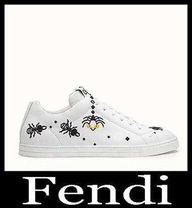 New Arrivals Fendi Sneakers 2018 2019 Men's Winter 13