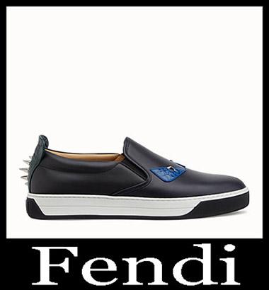 New Arrivals Fendi Sneakers 2018 2019 Men's Winter 16