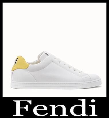 New Arrivals Fendi Sneakers 2018 2019 Men's Winter 17