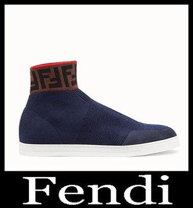 New Arrivals Fendi Sneakers 2018 2019 Men's Winter 18