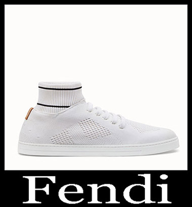 New Arrivals Fendi Sneakers 2018 2019 Men's Winter 2