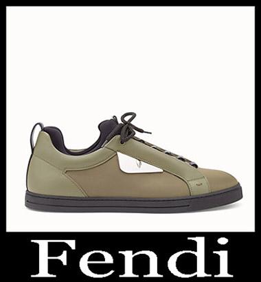 New Arrivals Fendi Sneakers 2018 2019 Men's Winter 26
