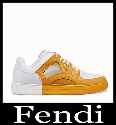 New Arrivals Fendi Sneakers 2018 2019 Men's Winter 27