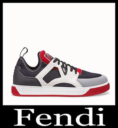 New Arrivals Fendi Sneakers 2018 2019 Men's Winter 28
