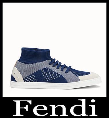 New Arrivals Fendi Sneakers 2018 2019 Men's Winter 3