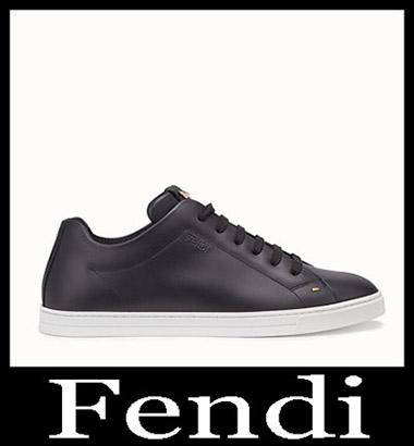 New Arrivals Fendi Sneakers 2018 2019 Men's Winter 4