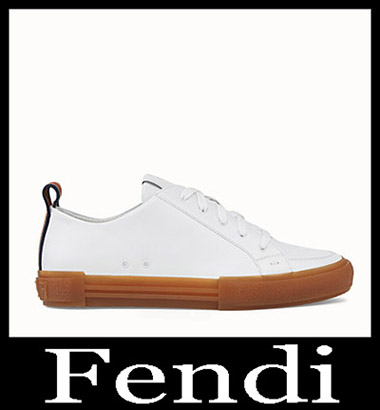 New Arrivals Fendi Sneakers 2018 2019 Men's Winter 8