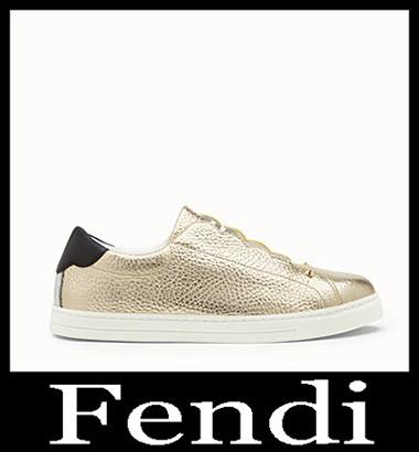 New Arrivals Fendi Sneakers 2018 2019 Women's Look 1