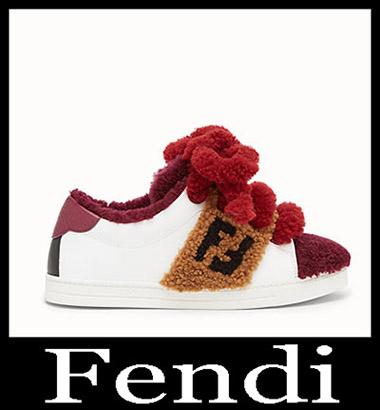 New Arrivals Fendi Sneakers 2018 2019 Women's Look 10