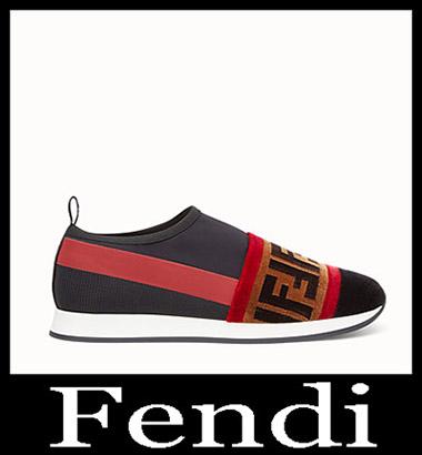 New Arrivals Fendi Sneakers 2018 2019 Women's Look 11