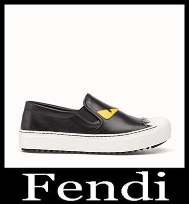 New Arrivals Fendi Sneakers 2018 2019 Women's Look 14