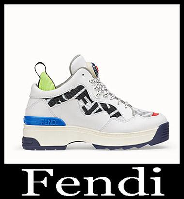 New Arrivals Fendi Sneakers 2018 2019 Women's Look 17