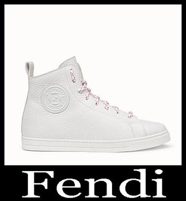 New Arrivals Fendi Sneakers 2018 2019 Women's Look 2