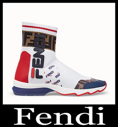 New Arrivals Fendi Sneakers 2018 2019 Women's Look 26