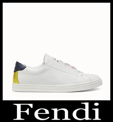 New Arrivals Fendi Sneakers 2018 2019 Women's Look 27