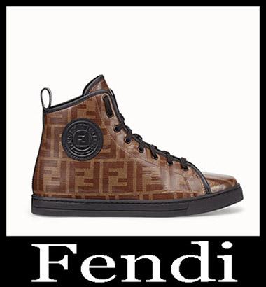 New Arrivals Fendi Sneakers 2018 2019 Women's Look 3