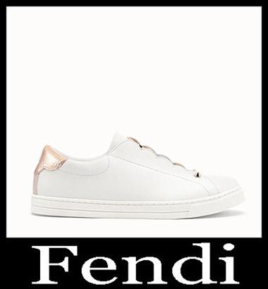 New Arrivals Fendi Sneakers 2018 2019 Women's Look 31