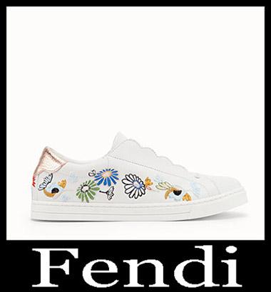 New Arrivals Fendi Sneakers 2018 2019 Women's Look 32