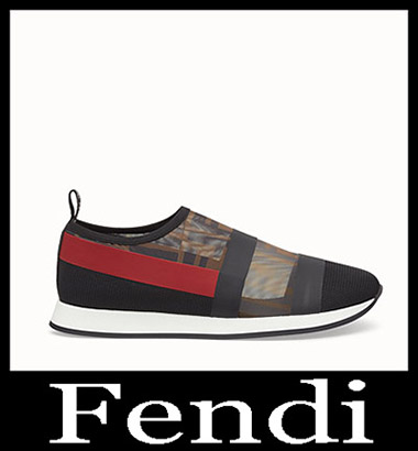 New Arrivals Fendi Sneakers 2018 2019 Women's Look 8