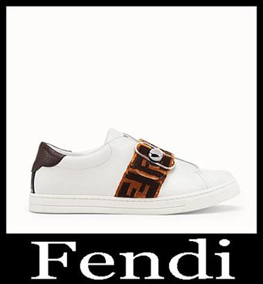 New Arrivals Fendi Sneakers 2018 2019 Women's Look 9