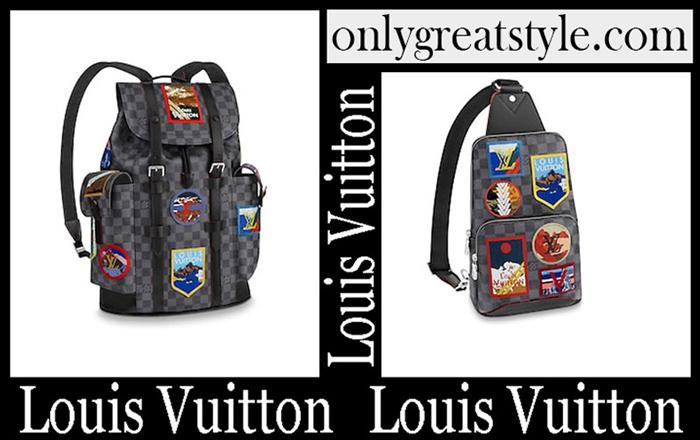 New Arrivals Louis Vuitton Fall Winter 2018 2019 Men's