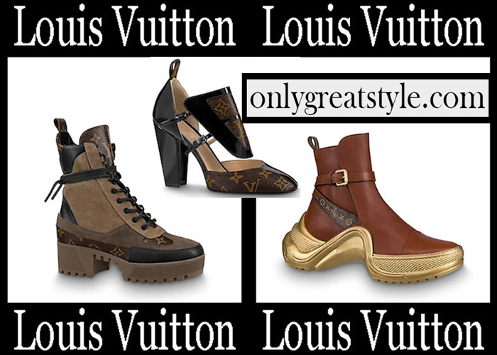 New Arrivals Louis Vuitton Fall Winter 2018 2019 Women's