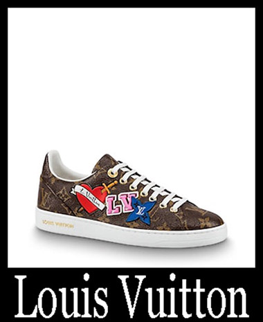 New Arrivals Louis Vuitton Shoes 2018 2019 Women's 14