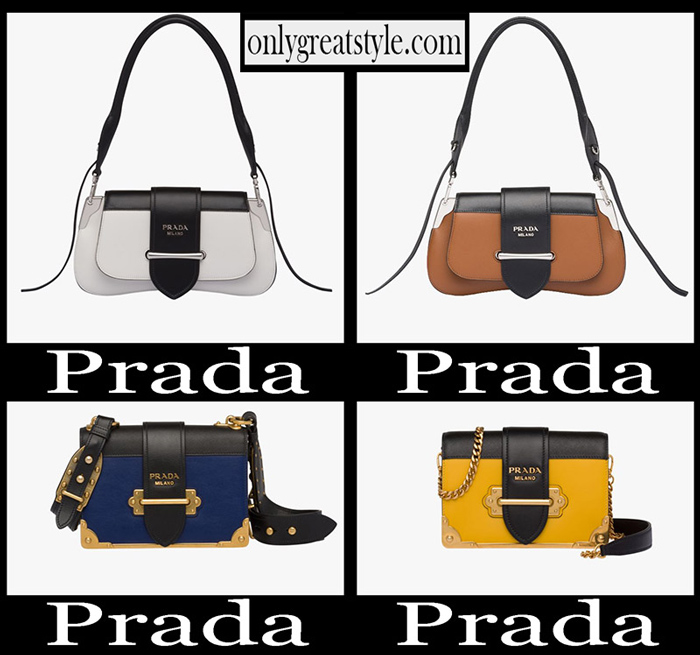 New Arrivals Prada Bags 2018 2019 Women's