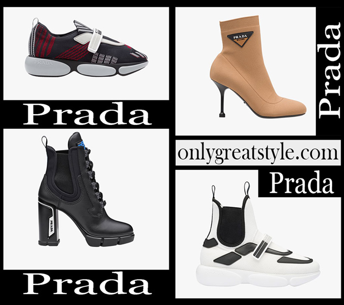 New Arrivals Prada Shoes 2018 2019 Women's