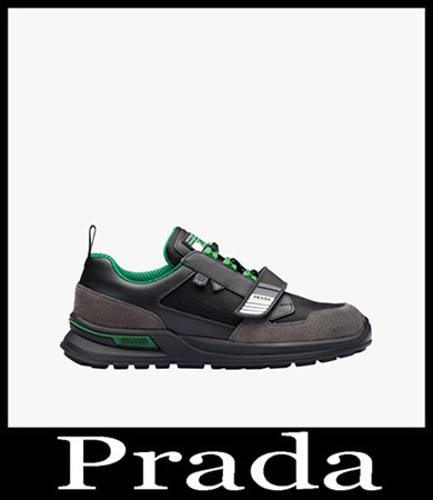 New Arrivals Prada Sneakers Men's Shoes 10