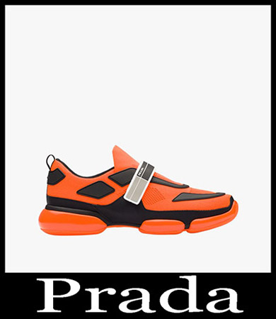 New Arrivals Prada Sneakers Men's Shoes 12