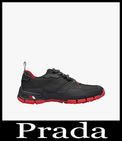 New Arrivals Prada Sneakers Men's Shoes 15