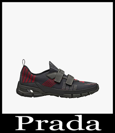 New Arrivals Prada Sneakers Men's Shoes 17