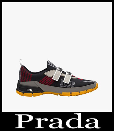 New Arrivals Prada Sneakers Men's Shoes 18